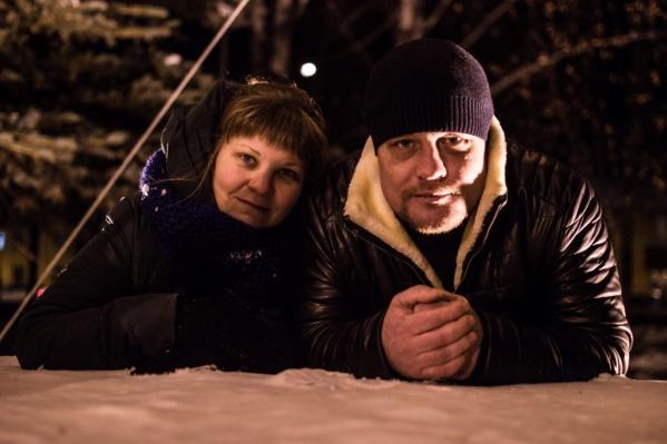 Супруги Полина и Владимир Санкины мечтали завести в этом году ребенка, но мужчина вступился за чужих детей, и случайно убил человека