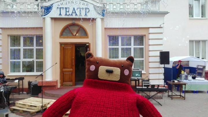 Покажи свой «Инстаграм»: вымышленный омский медвежонок Парсифаль рассказывает о своих путешествиях