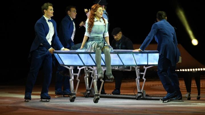 Cirque du Soleil рассказал Екатеринбургу историю о девочке Кристал. Фоторепортаж с представления