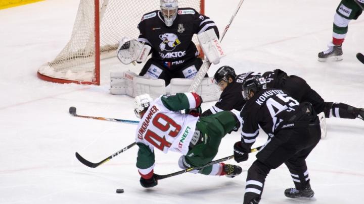 «Трактор» завершил сезон и стал бронзовым призёром чемпионата КХЛ