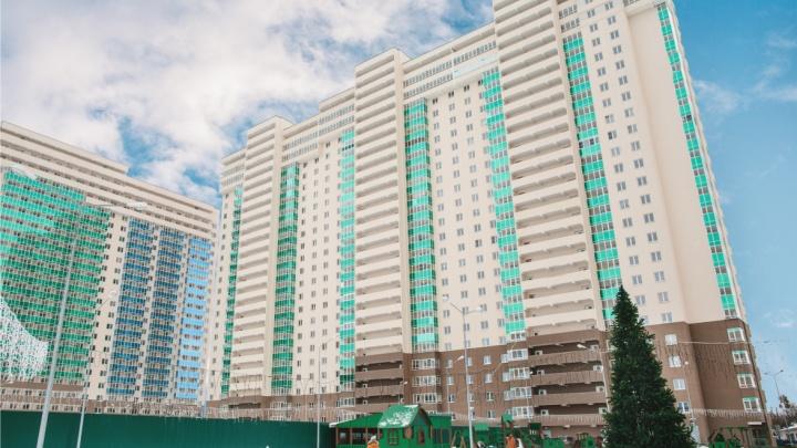 Два шага до мечты: строящиеся квартиры рядом с Центром в феврале подешевели почти на 200 тысяч