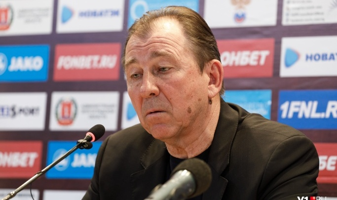 Бывший главный тренер «Ротора» будет тренировать ивановский «Текстильщик»