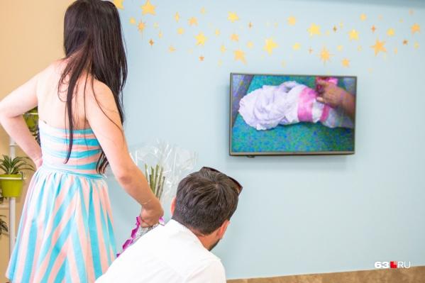 Тех, кто решился на рождение ребенка, хотят поддержать рублем