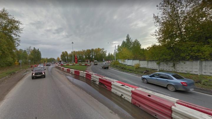 В Перми отремонтируют дорожную развязку возле КамГЭС