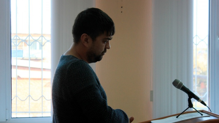 Омич, насмерть сбивший дорожника на Лукашевича, в суде признал свою вину