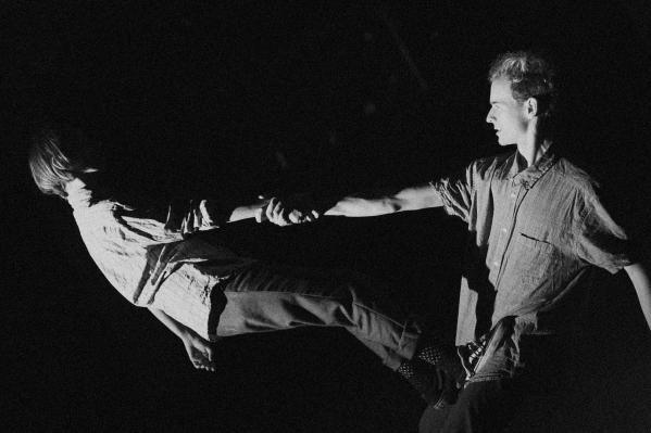 Январь в рамках фестиваля полностью отдан современному танцу