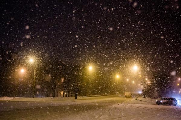 Синоптики считают, что это будет самый мощный снегопад за эту зиму