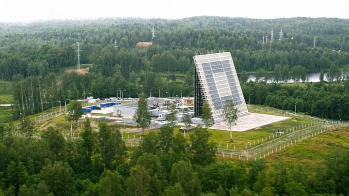 Радар ракетных атак запускают в Красноярском крае