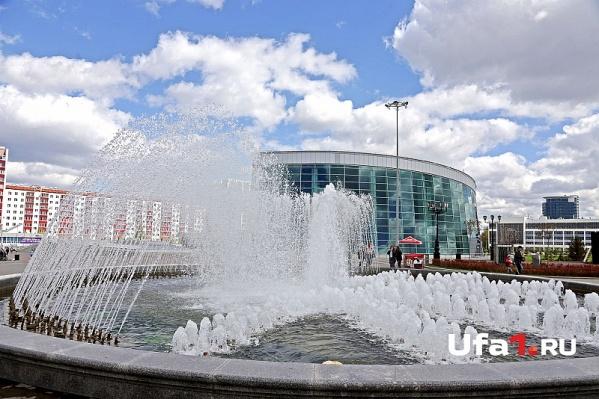 На площади Салавата Юлаева намечается масштабное мероприятие