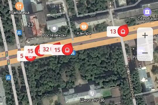 На ЖБИ закрыли движение трамваев. Объясняем, что случилось