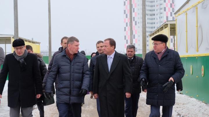 «В социальных вопросах мелочей не бывает»: полпред президента в ПФО оценил ход стройки в Березниках