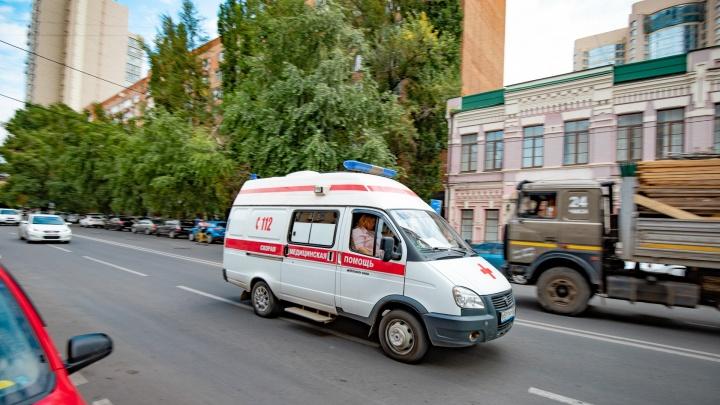 Двое погибли: в Ростовской области «семёрка» столкнулась с рейсовым автобусом