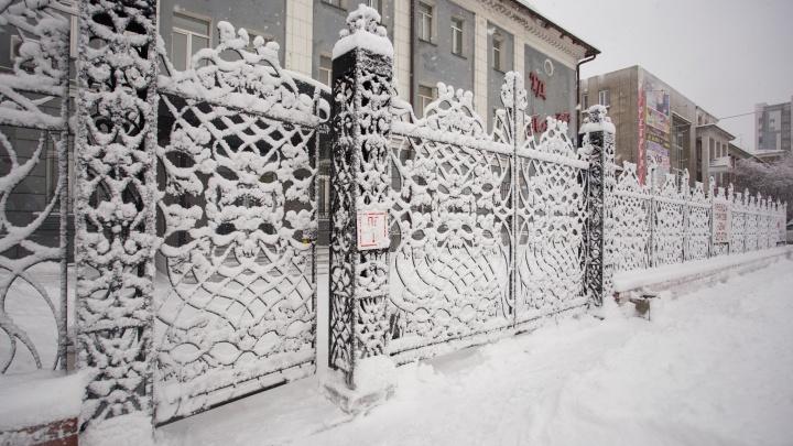 Метель и мокрый снег: новосибирцев предупредили о штормовой погоде
