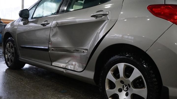 Никто и не подумает, что машина была в ДТП: на Урале битые автомобили восстановят за сущие копейки