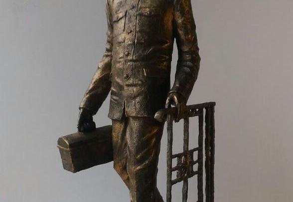 В Деме появится памятник железнодорожнику