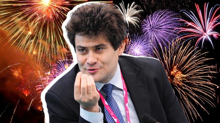 Боролся с сугробами и пообещал новую ветку метро: как прошел первый год Высокинского на посту мэра