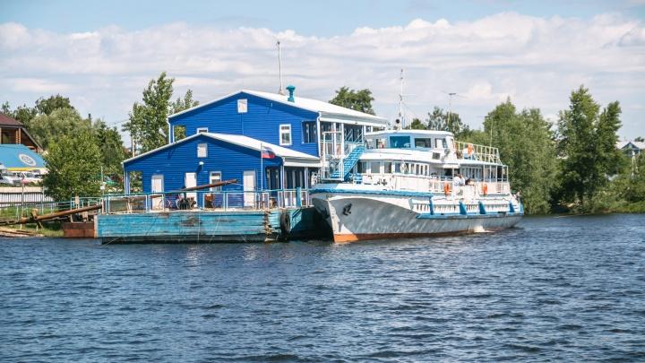 В Самаре изменили расписание речных судов до Рождествено и Тольятти