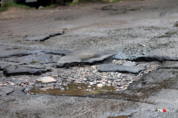 Качество дорог в Ярославле — одна из самых обсуждаемых тем уже много лет