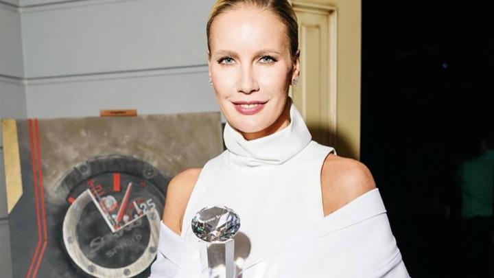 Ярославна Елена Летучая стала «Леди Совершенство»: пять самых сексуальных фото ведущей
