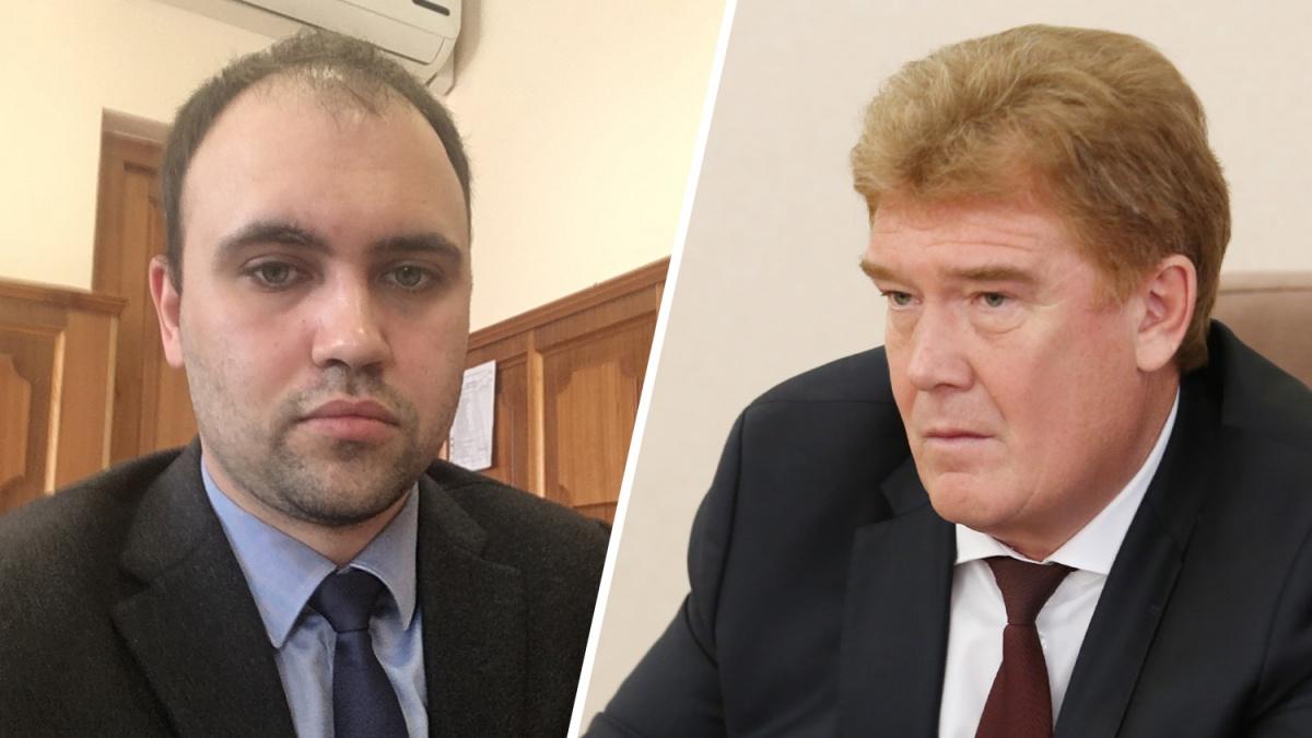 Ярослав Щербаков претендовал на должность главы администрации Челябинска, но её получил Владимир Елистратов