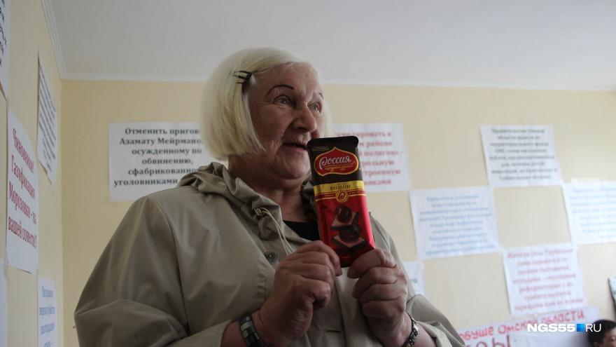Голодовка в санатории «Рассвет»закончилась
