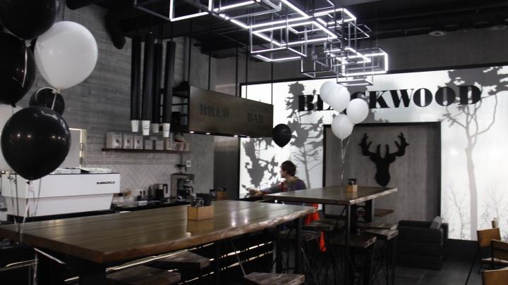 Известная кофейня с Красного проспекта открыла заведение на площади Маркса