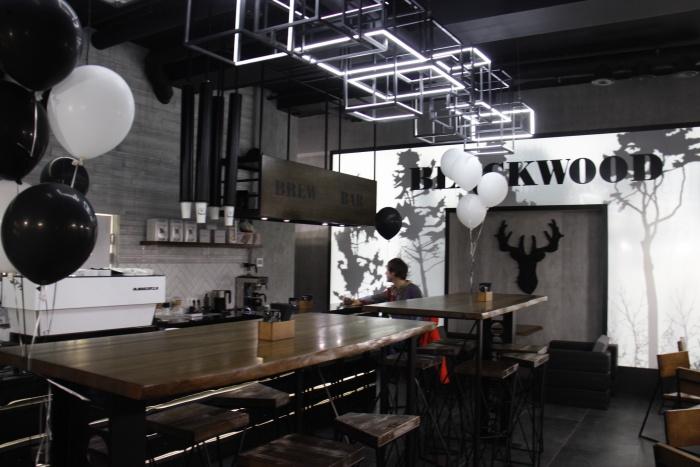 Кофейня стала уже четвёртым заведением общепита в отеле