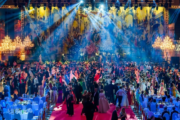 Венский бал в Москве собрал больше тысячи участников