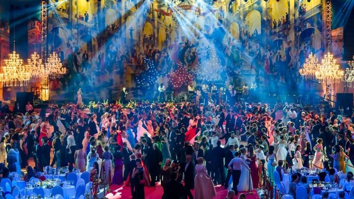 """«Вместо """"привет"""" слышу в трубке кадриль»: волгоградки установили рекорд на Венском балу в Москве"""
