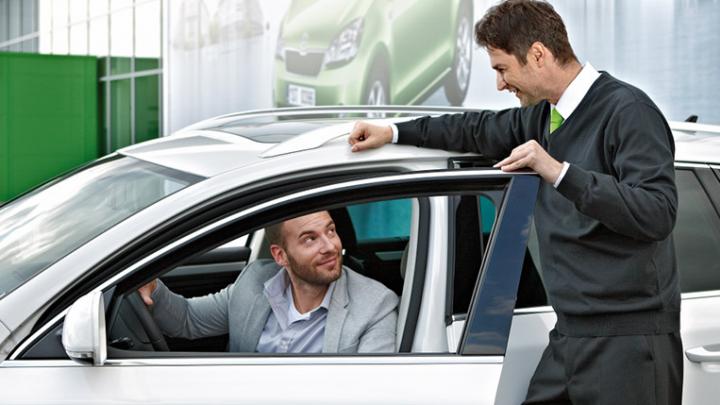 Новая Škoda взамен вашего старого автомобиля: как расстаться с машиной быстро и безболезненно