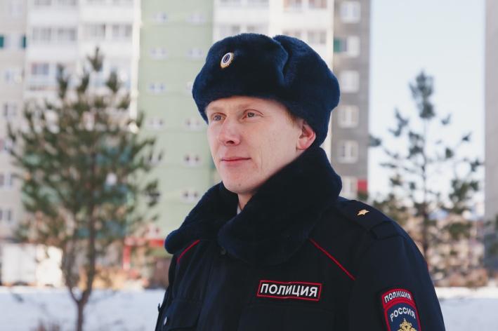 Участковый уполномоченный Иван Пантелеев уже приступил к своим обязанностям