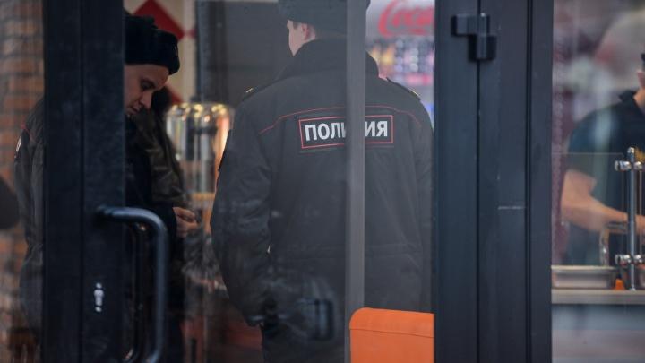 Жителя Верхней Пышмы отправили в колонию строгого режима за то, что он ударил полицейского