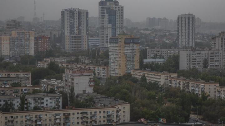 В Волгоградской области ожидаются метель, шквальный ветер и мороз до-14 ºС