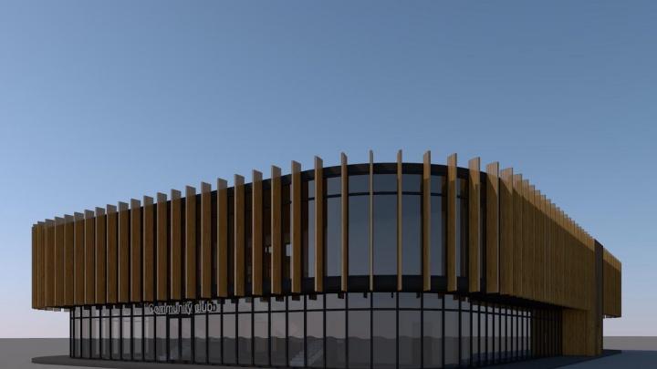 Напротив омской «МЕГИ» построят двухэтажный культурный центр
