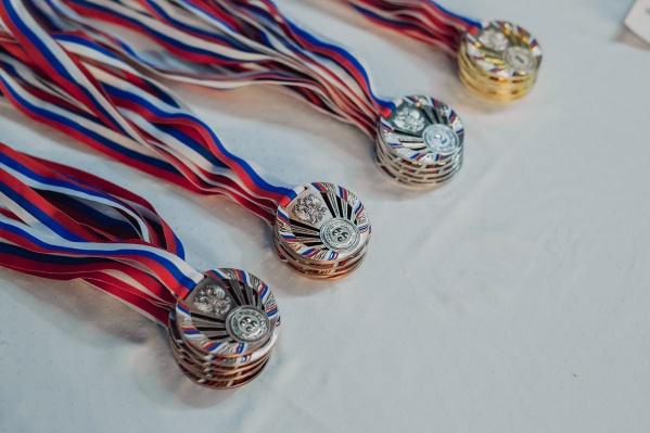 Шесть медалей принесли в копилку области самарские спортсменки