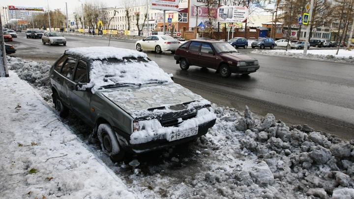 Морозные лайфхаки для автомобилистов: как найти «минус», запустить машину и прогреть её
