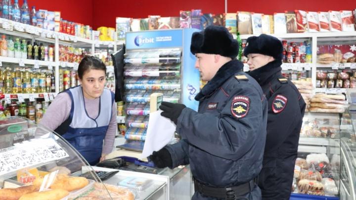 Полиция устроила тотальную проверку в Октябрьском районе: поймала 24 человека на хулиганстве