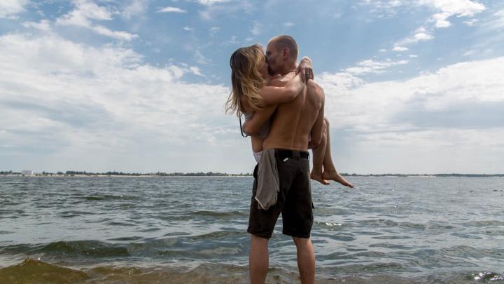 Синоптики пообещали волгоградцам яркое солнце и «пляжную» жару