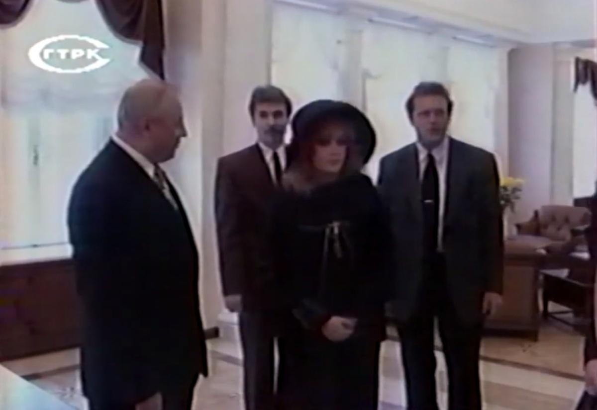 Пугачева встретилась с Эдуардом Росселем и Аркадием Чернецким