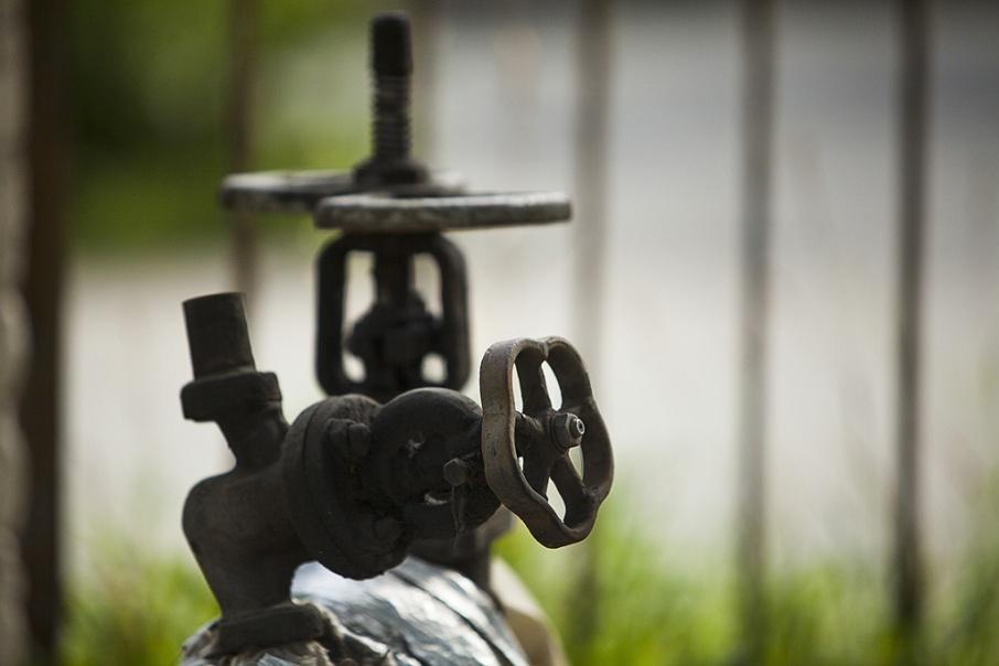 Жителей просят сделать запасы воды