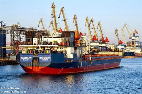 Готовы к голодовке: моряки еще одного корабля объявили акцию протеста в азовском порту