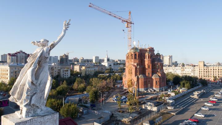 Больницы, храмы, школы, набережная: волгоградская компания набрала подряды на 2,5 миллиарда рублей