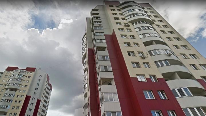 Погибла 4-летняя девочка. Она выпала из окна высотки на Гольцова