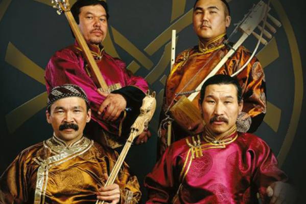 Этнические музыкальные инструменты и горловое пение