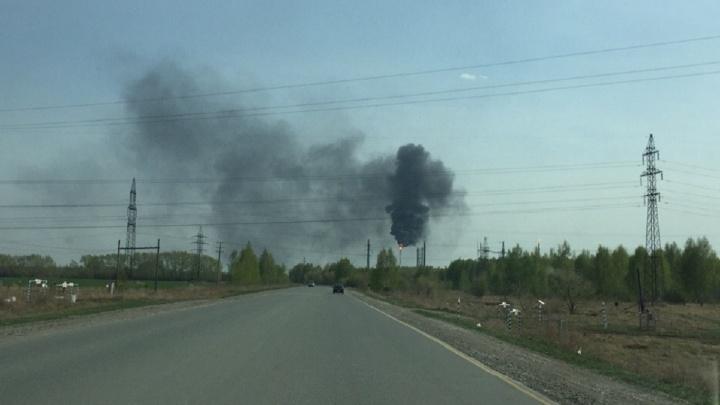 Сотрудники Минприроды объяснили, почему в Омске сильно пахло газом