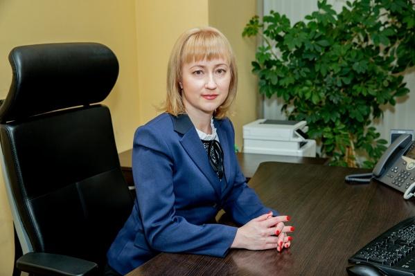 Заместитель директора Ярославского филиала Россельхозбанка Наталья Хабарова<br>