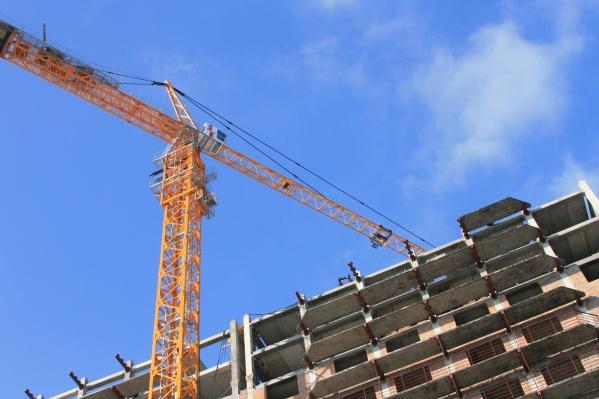 На месте бараков построят новое жильё