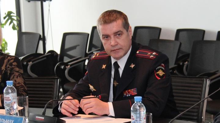 Штельмах подал апелляцию на решение суда по делу об увольнении из МВД