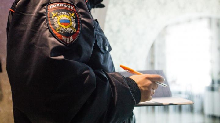 Полиция поймала мужчину, сообщившего о бомбе в Новосибирске
