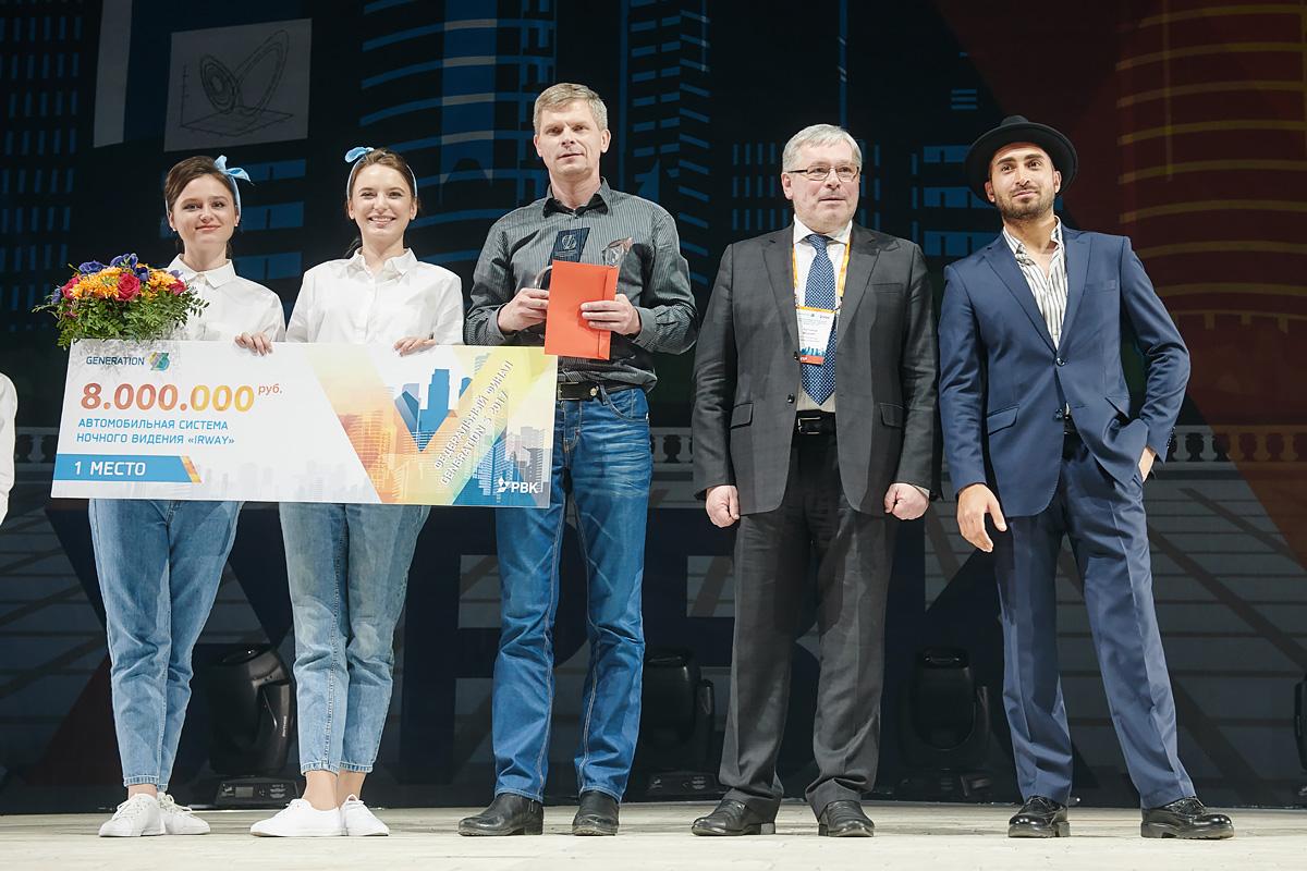 Екатеринбуржцы выиграли 8 миллионов на систему ночного видения для машин
